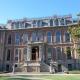 Large Victorian collegiate building